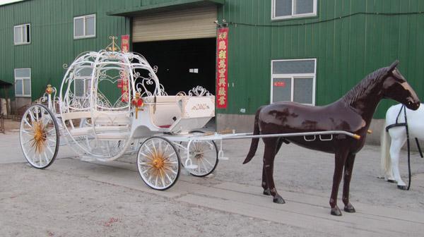 婚礼马车出租 欧式英式马车