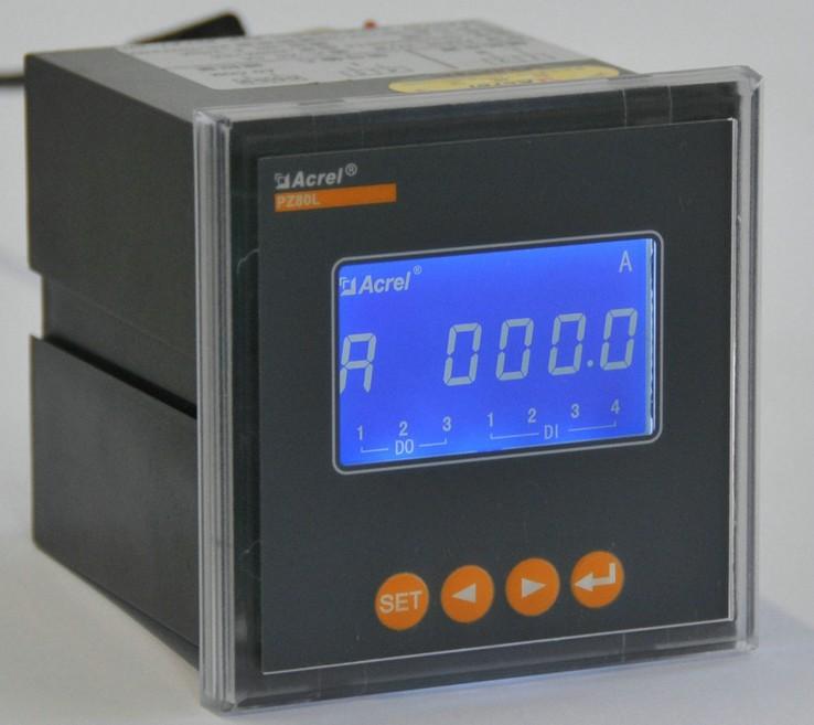 安科瑞电气PZ80L-DI直流电流表