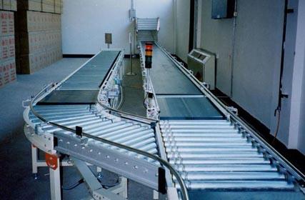 供应优质滚筒输送设备,自动输送设备