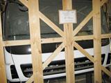 混凝土搅拌机驾驶室
