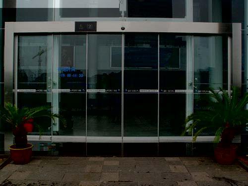 海峰自动门承接自动门及玻璃感应门的维修