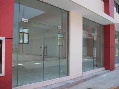 长辛店修玻璃门门禁维修