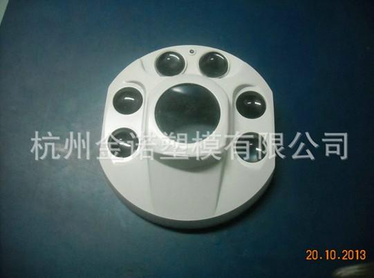 安防高速球塑料配件