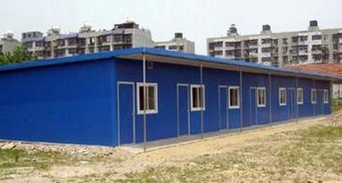西安单层彩钢活动房