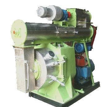 木屑颗粒机|秸杆颗粒机械|饲料加工设备