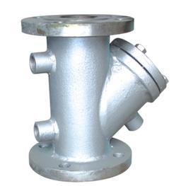 BGL41W-16P|BGL41W-25P不锈钢保温Y型过滤器
