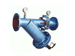 SLVY-16C铸钢手摇刷式过滤器