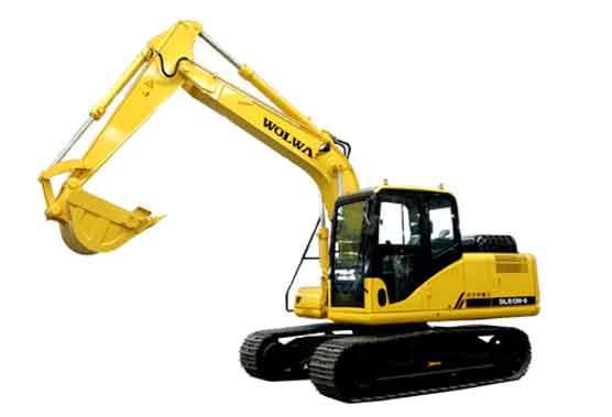 沃尔华履带式液压挖掘机DLS865-9B