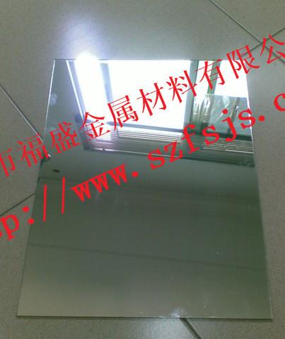 广州直销SUS302不锈钢镜面板,超薄不锈钢板