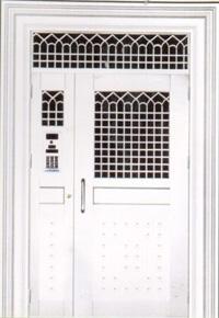 楼宇对讲门