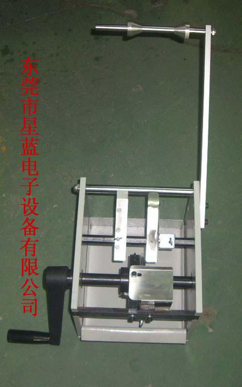 东莞手摇带装电容切脚机生产厂家