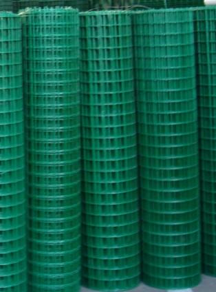 养殖包塑绿色钢丝网