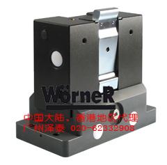 Worner带阻尼阻挡器/阻挡气缸