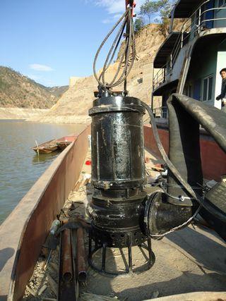 新民高效无堵塞清淤泵 泥浆泵 吸泥泵价格