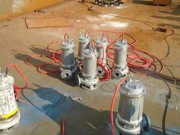 凌海耐高温潜水泵 吸污泵 潜污泵价格