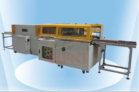 收缩包装机自动套膜包装机