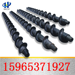 高效专业42麻花探水钻杆 50圆管探水钻杆