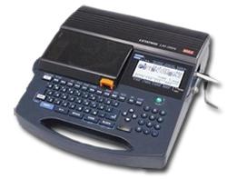 MAX美克司线号机LM-390A/PC 微电脑套管印字机
