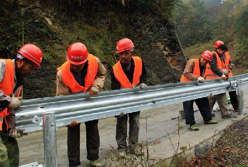 广安地区 乡村公路波形护栏价格