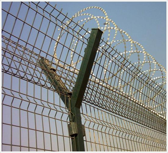 机场护栏网、护栏网方法、护栏网资料