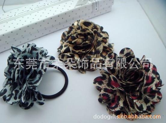 花朵发圈发带