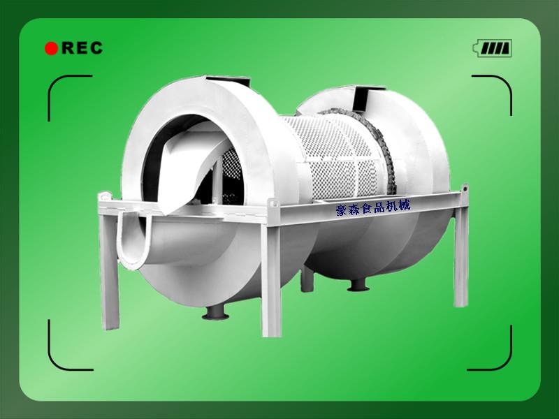 除石机—-薯类深加工设备