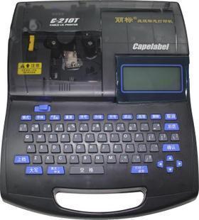 超高性价比佳能丽标C-210T高速线号机佳能打号机