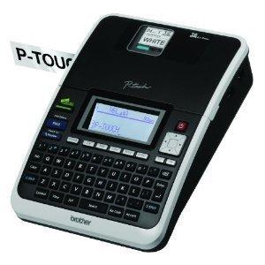 超高性价比兄弟标签机PT-2730桌面便携式电脑标签打印机