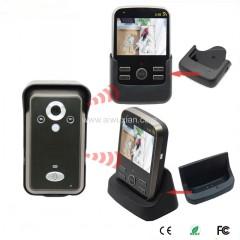 供应无线可视门铃、感应门铃、移动侦测无线门铃
