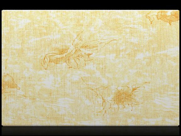 托斯卡纳生态艺术墙又称集成墙面是由竹木纤维做为基材,树脂材料作为表面工艺做出的一种广泛用在家庭、工程等墙面装饰的材料,花色媲美传统壁纸,同时又兼有护墙板的优点,作为一种新型的替代墙漆、壁纸的墙面装饰材料。 托斯卡纳生态艺术墙是一种集合环保、隔热、防潮、保温、防火、隔音、时尚等多种元素的新型装饰材料,材料轻便,方便安装。可以解决海边墙面容易长霉,墙面脏了易搽洗等问题,同时达到工程房屋建筑物防火的要求,特别适合做儿童房、客厅、餐厅、卧室、酒店会所以及工程墙面等。