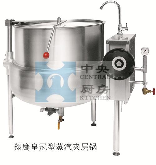 蒸汽夹层锅 可倾蒸汽夹层锅 不锈钢蒸汽夹层锅