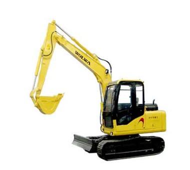 进口配件DLS160-9 15.7吨履带式液压挖掘机