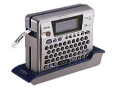 供应超低价兄弟标签机PT-18RZ线缆标识标签打印机