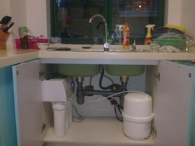 节水型反渗透净水机