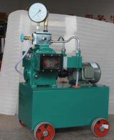 2D双杠柱塞电动试压泵