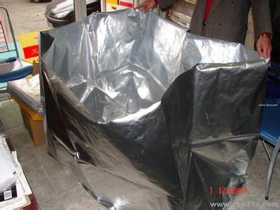 昆山铝箔抽真空袋/威海机械用铝箔编织膜/罩袋
