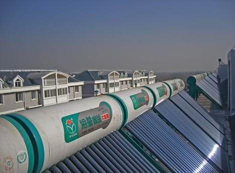 太阳能热水工程系统主机和配件的规格型号详细说明