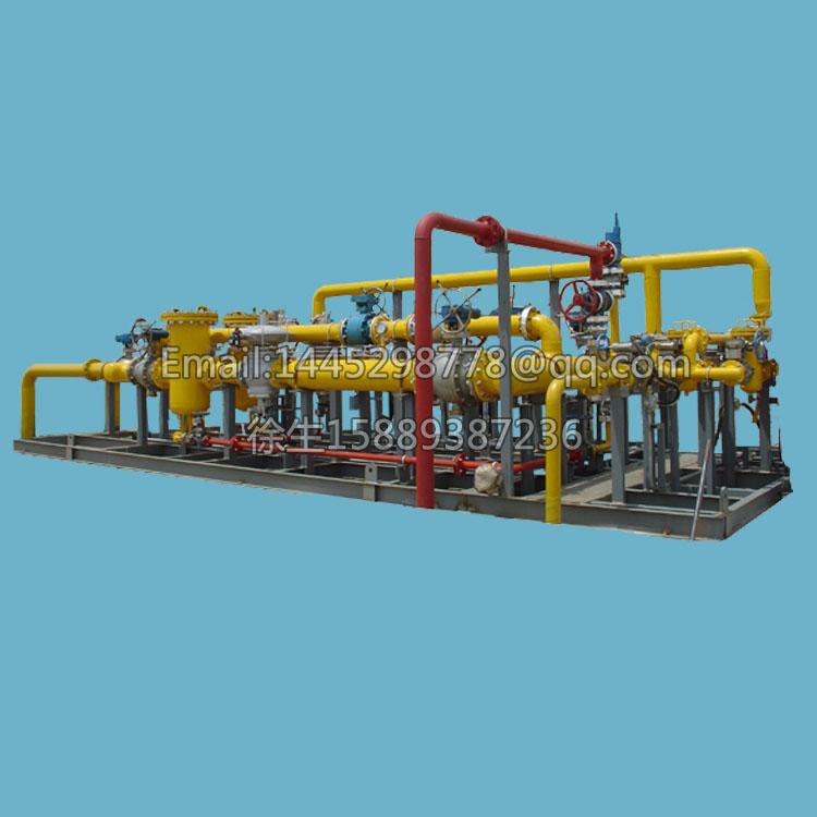 天然气调压箱型号及价格