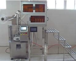批量生产丝网三角茶叶包装机