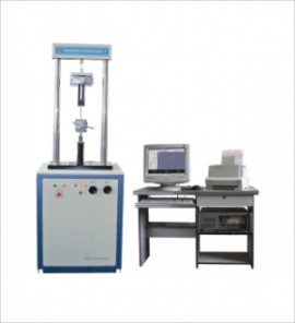 TDW-型微机控制电液伺服弹簧(橡胶)低频疲劳试验机