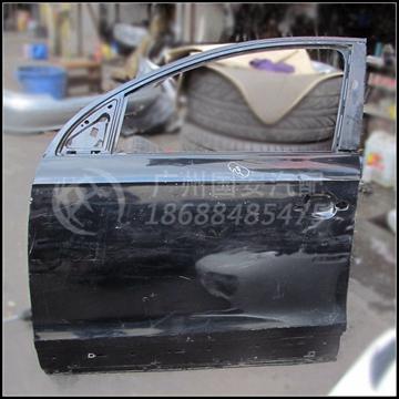 奥迪Q7左前车门壳 前大灯 机盖 叶子板 原装拆车件