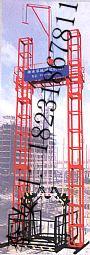供应承德24米建筑龙门架生产厂家