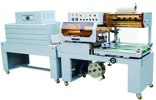 全自动纸盒热收缩包装机 全自动POF膜热收缩包装机