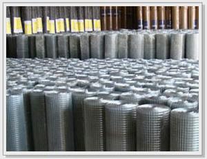 镀锌铁丝网|焊接铁丝网
