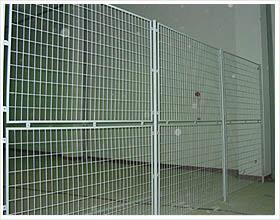 框架型护栏网