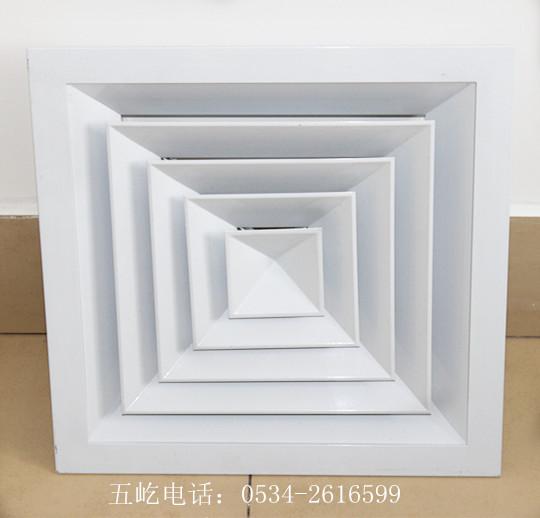 方形散流器_五屹散流器制造专家