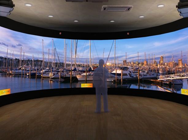 互动规划展厅,规划展厅设计,规划馆互动设计高清图片