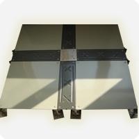 供应OA网络地板 德昊全钢防静电活动地板用途报价安装说明