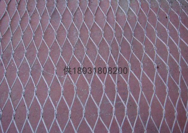 不锈钢丝绳网片价格