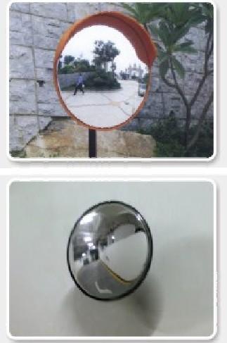 南宁交通凸面镜,反光镜红昌科技安全防护